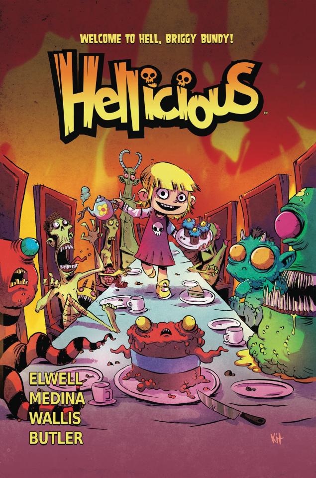 Hellicious Vol. 1