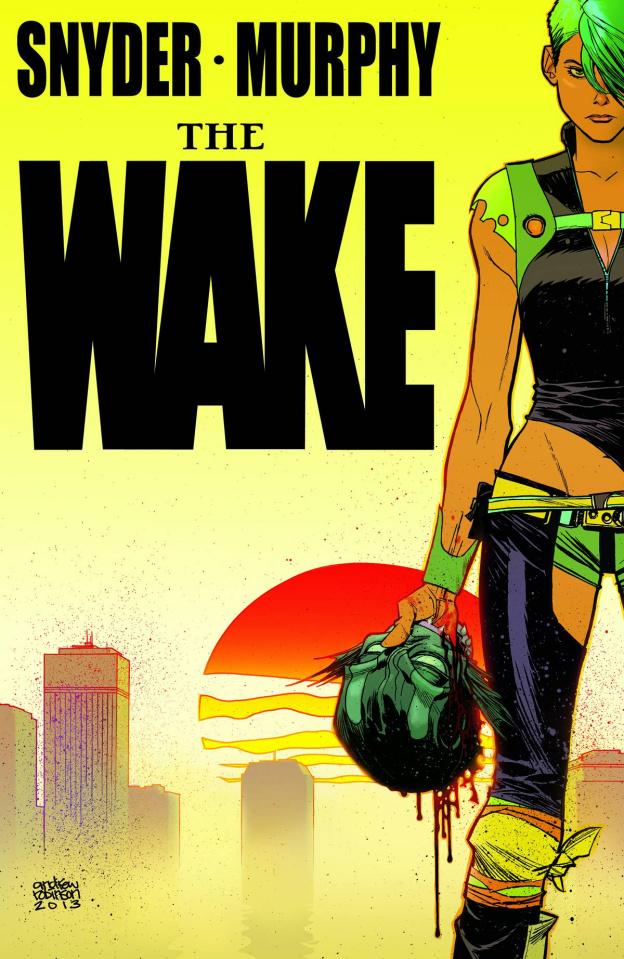 The Wake #6