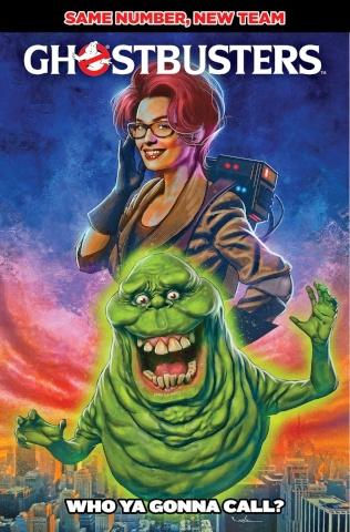 Ghostbusters: Who Ya Gonna Call?