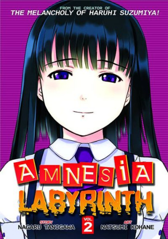 Amnesia Labyrinth Vol. 2