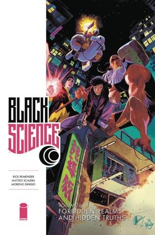 Black Science Vol. 6