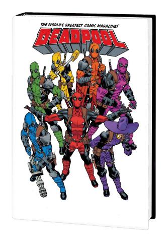 Deadpool: The World's Greatest Comic Book Magazine! Vol. 1