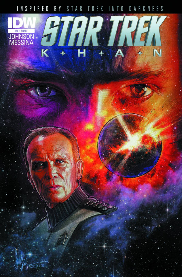 Star Trek: Khan #4