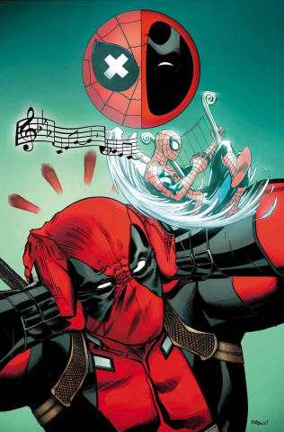 Spider-Man / Deadpool #5