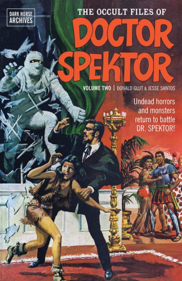 The Occult Files of Doctor Spektor Vol. 2