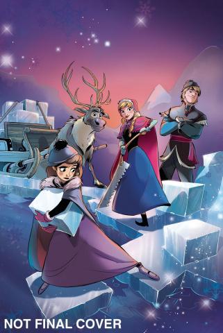 Frozen: Breaking Boundaries #2