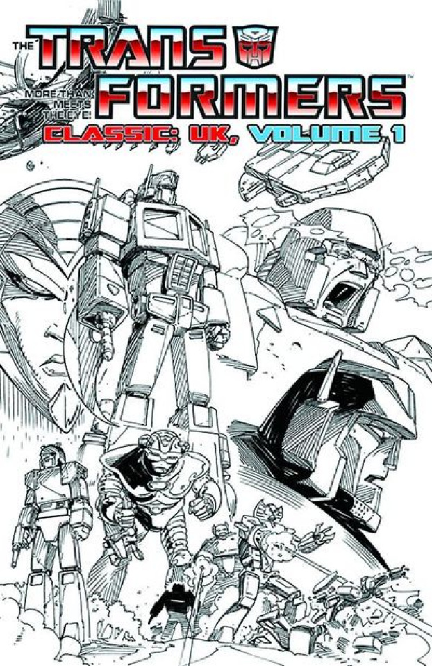 The Transformers: Classics UK Vol. 1