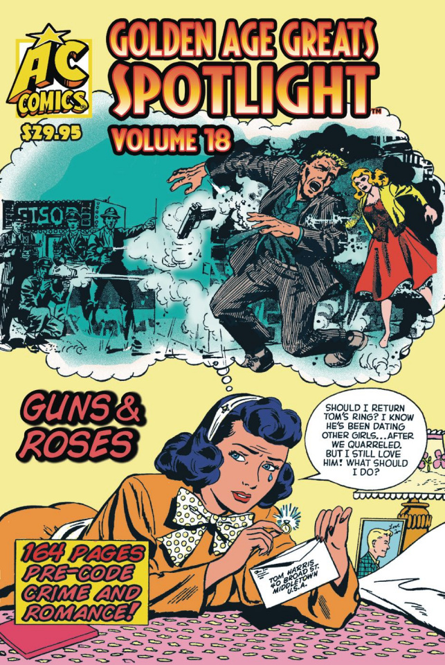 Golden Age Greats Spotlight Vol. 18