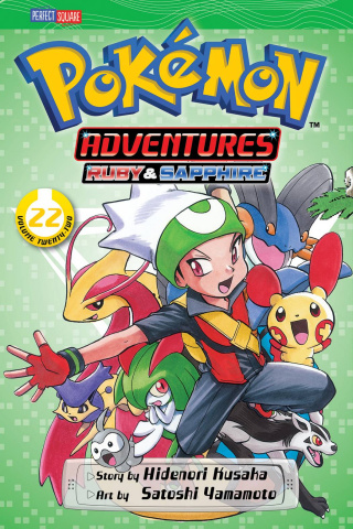 Pokémon Adventures Vol. 4: Greed
