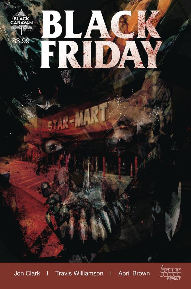 Black Friday #1 (2nd Printing)