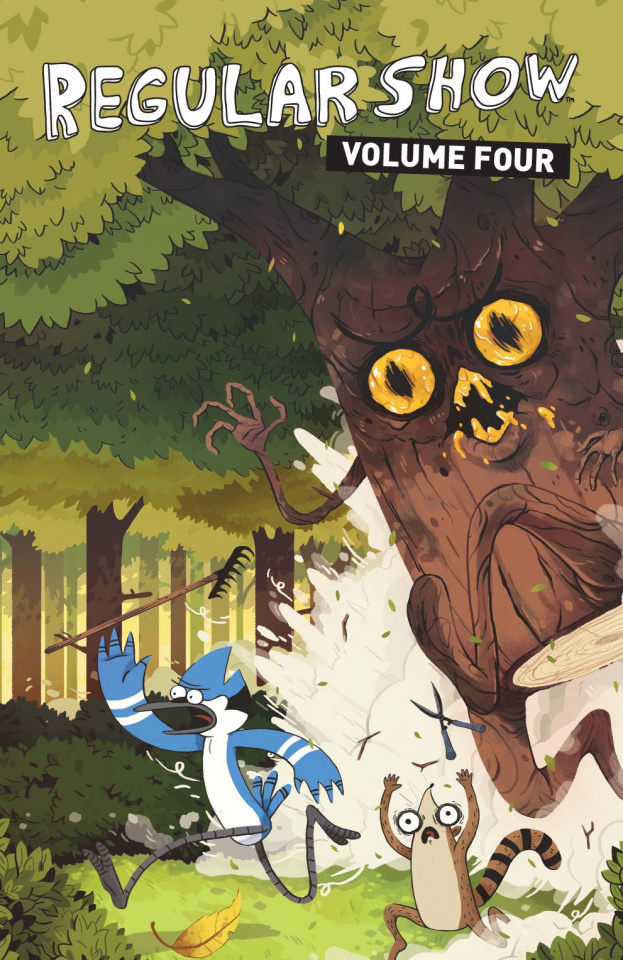 Regular Show Vol. 4