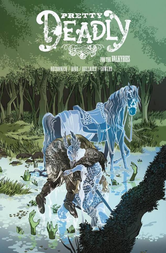 Pretty Deadly #6 (Valkyrie Cover)