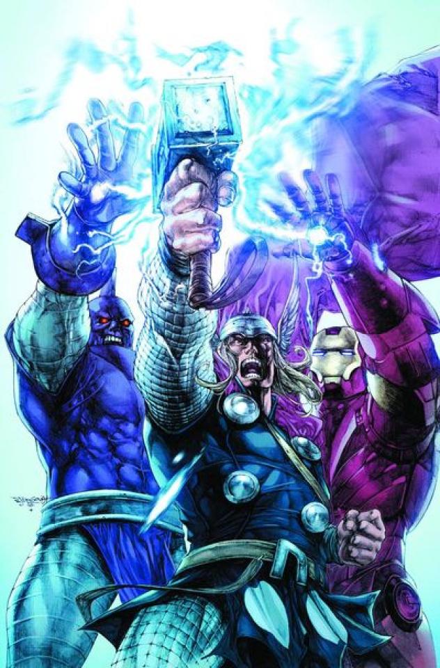 Iron Man/Thor #4