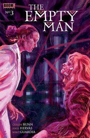 The Empty Man #3 (Preorder Hervas Cover)