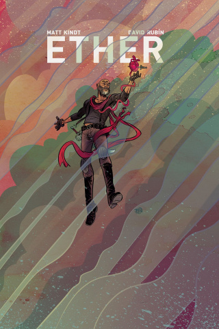 Ether: The Disappearance of Violet Bell #5 (Rubin Cover)