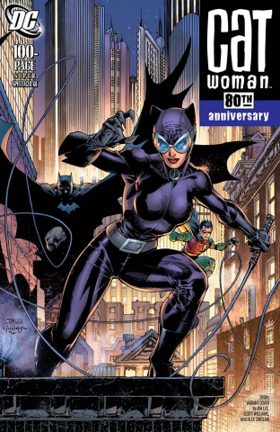 Catwoman 80th Anniversary 100 Page Super Spectacular #1 (2000s Jim Lee Cover)