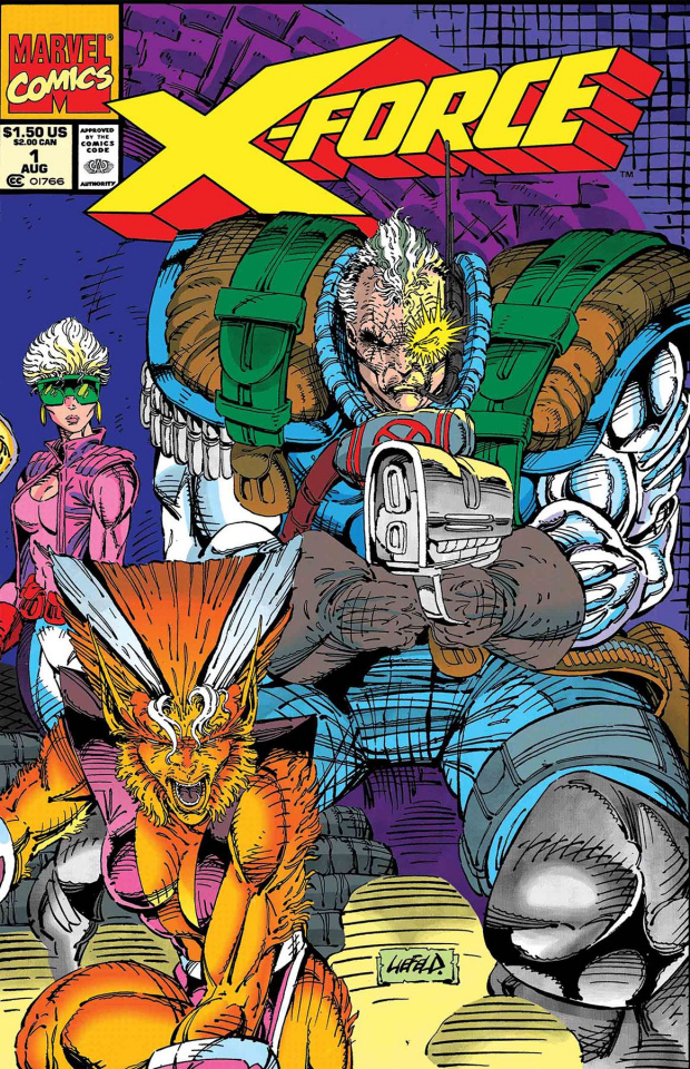 X-Force #1 (True Believers)