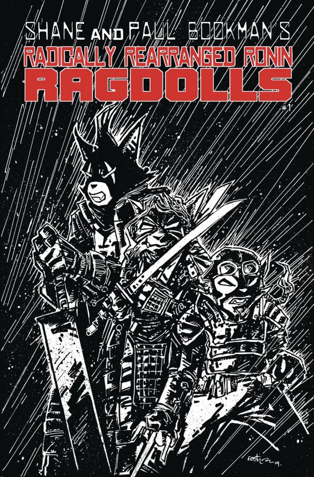 Radically Rearranged Ronin Ragdolls (Eastman Cover)