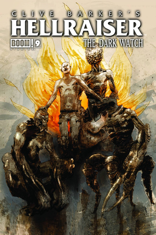 Hellraiser: The Dark Watch #9