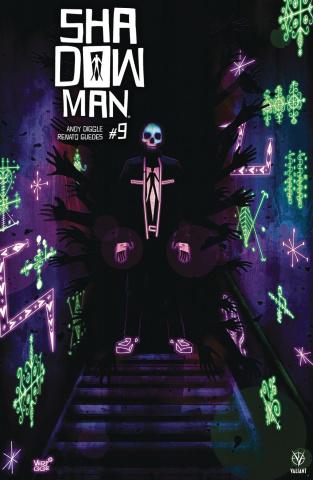 Shadowman #9 (Veregge Cover)