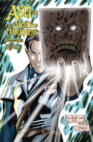Ash vs. The Army of Darkness #5 (Qualano Cover)