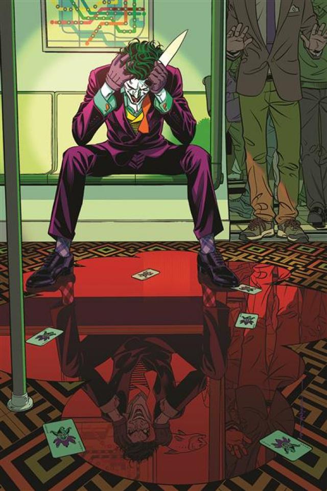The Joker #2 (Brian Stelfreeze Cover)