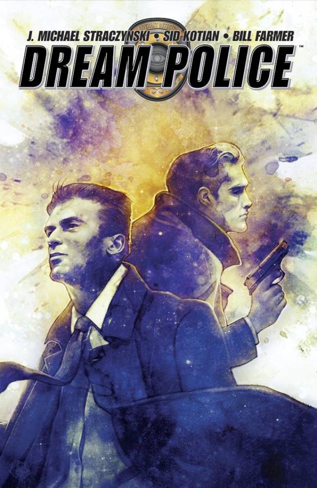 Dream Police #2 (Dittman Cover)