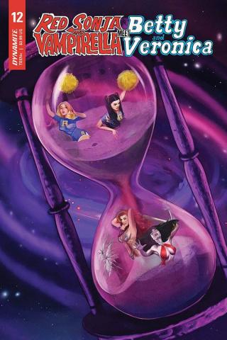 Red Sonja and Vampirella Meet Betty and Veronica #12 (Dalton Cover)