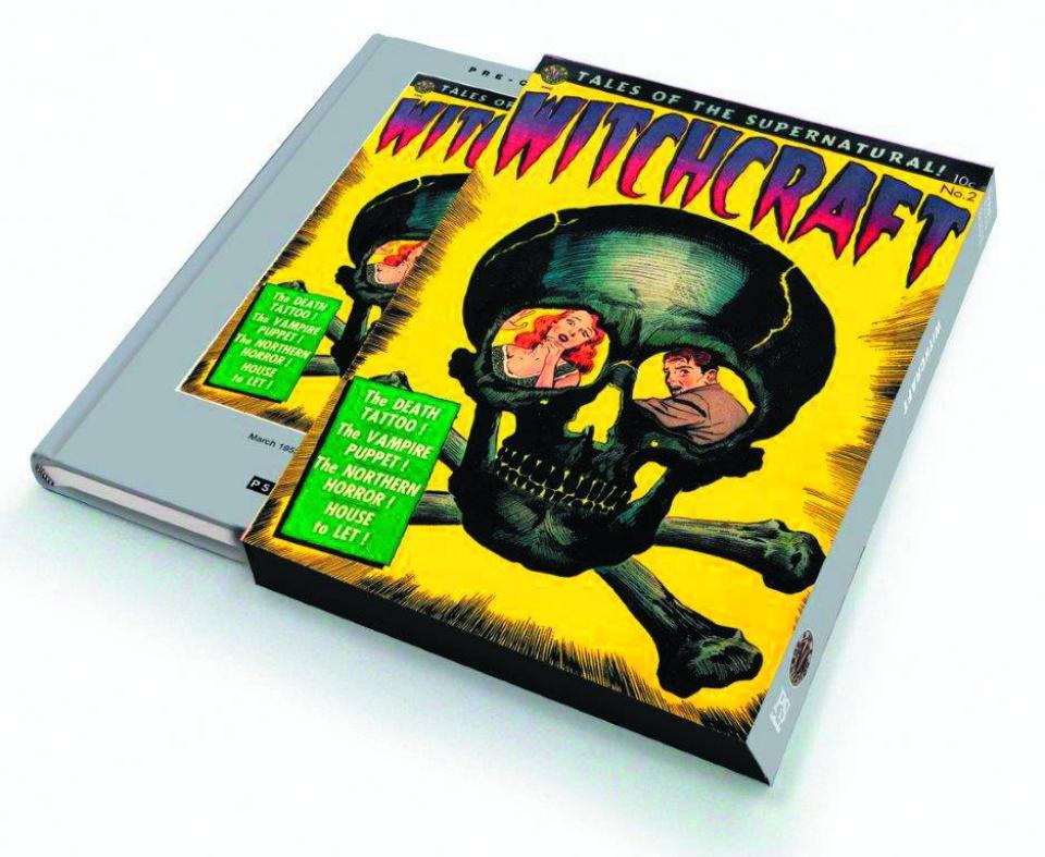 Pre-Code Classics: Witchcraft Vol. 1 (Slipcase Edition)
