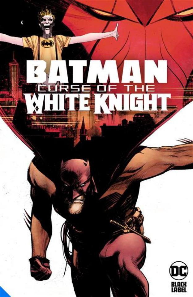 Batman: Curse of the White Knight