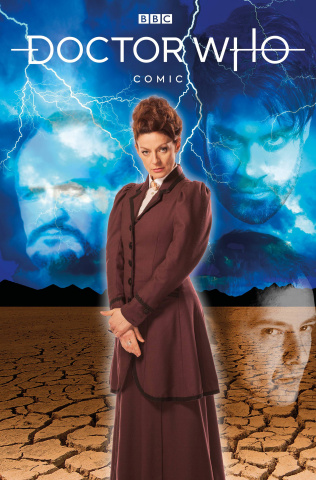 Doctor Who: Missy #1 (Photo Cover)