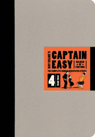 Captain Easy Vol. 4: Soldier of Fortune