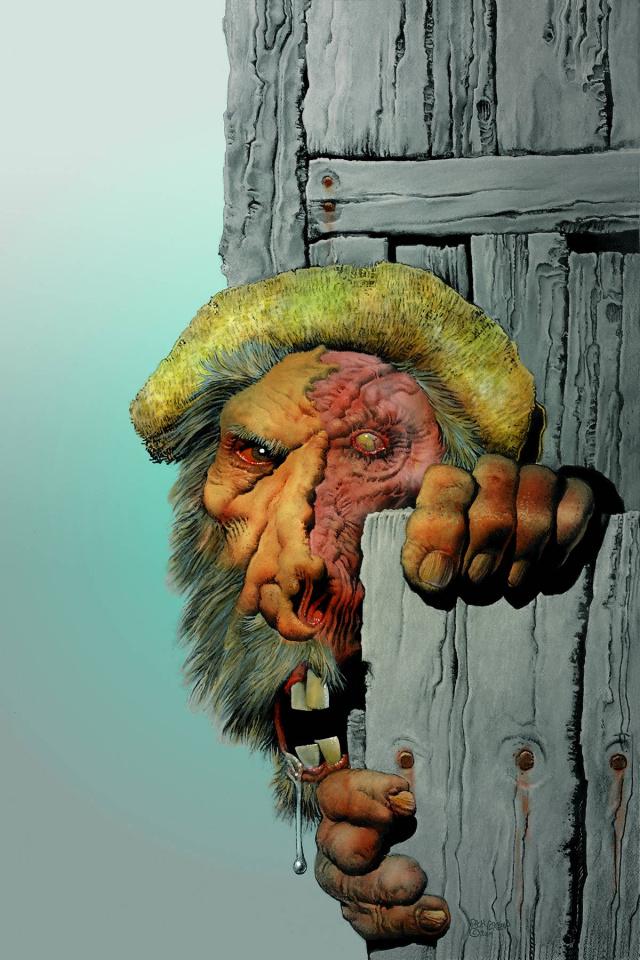 Rat God #1