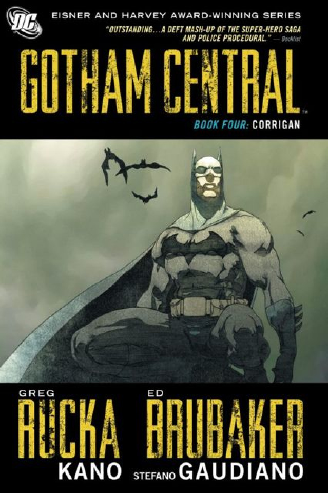 Gotham Central Book. 4: Corrigan