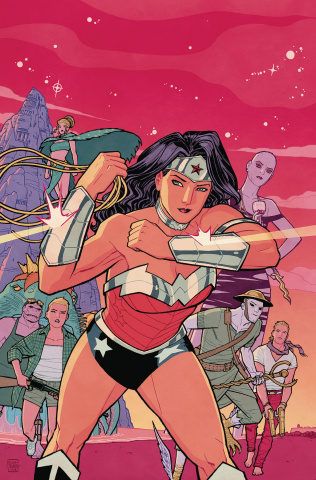 Wonder Woman: Blood and Guts