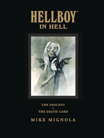 Hellboy in Hell (Library Edition)