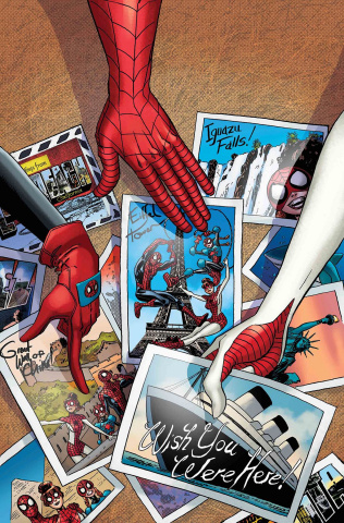 The Amazing Spider-Man: Renew Your Vows #19