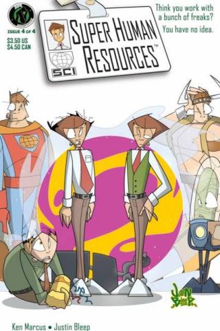 Super Human Resources #4
