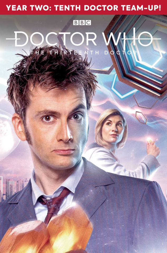 Doctor Who: The Thirteenth Doctor #2 (Photo Cover)