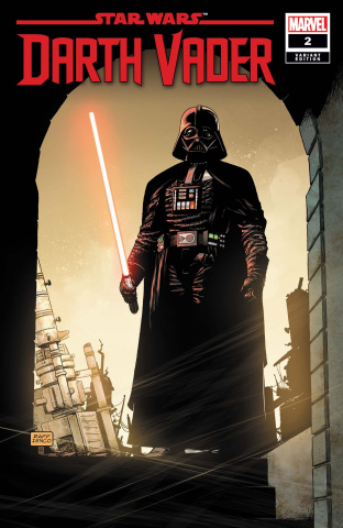 Star Wars: Darth Vader #2 (Ienco Cover)