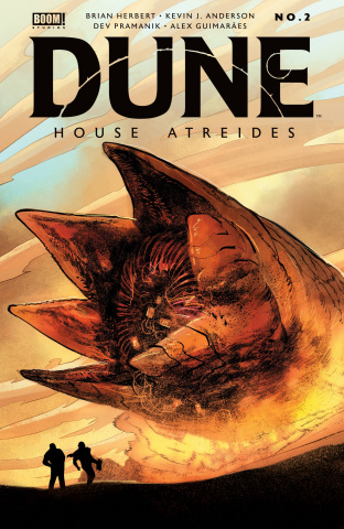 Dune: House Atreides #2 (2nd Printing)