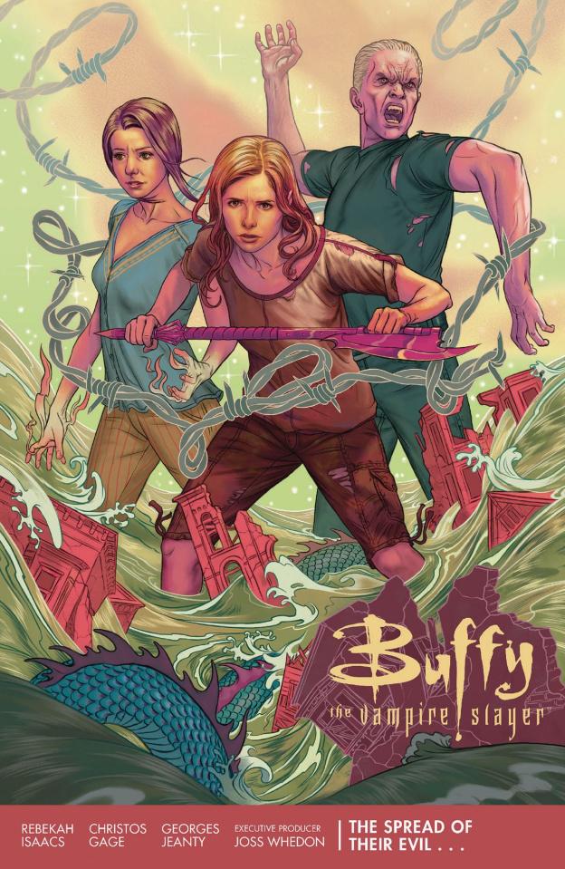 Buffy the Vampire Slayer, Season 11 Vol. 1: The Spread of Their Evil...