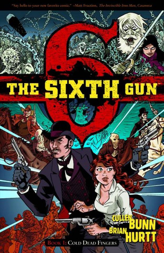 The Sixth Gun Vol. 2