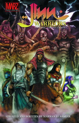 Jinn Warriors Vol. 1: The Devils War