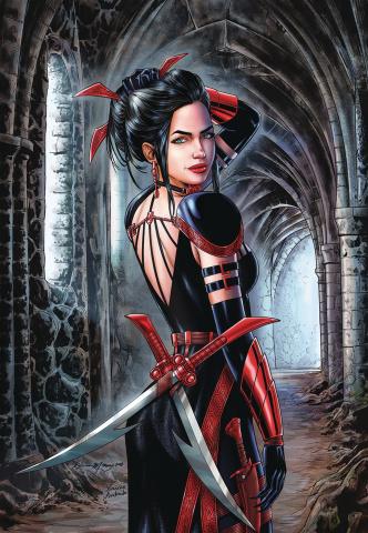 Belle: Beast Hunter #6 (McCoy Cover)