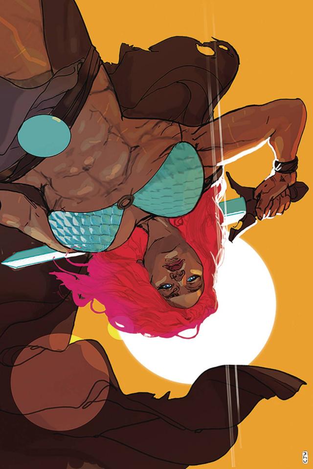 Killing Red Sonja #2 (25 Copy Ward Virgin Color Cover)