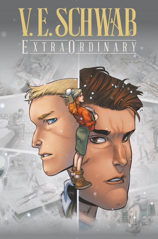 Extraordinary #1 (Balam Cover)