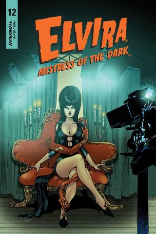Elvira: Mistress of the Dark #12 (Castro Bonus Cover)