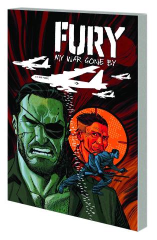 Fury MAX Vol. 2: My War Gone By
