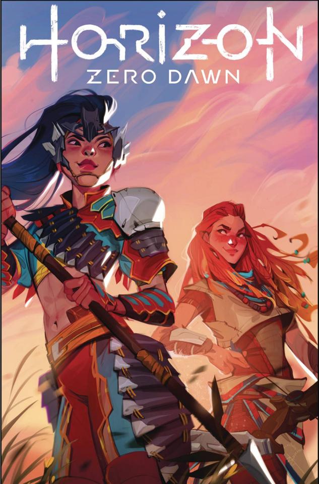 Horizon: Zero Dawn #1 (Loish Cover)